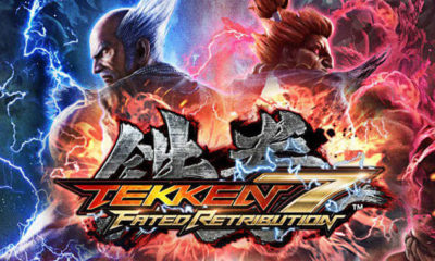 tekken 7 akuma and heihachi