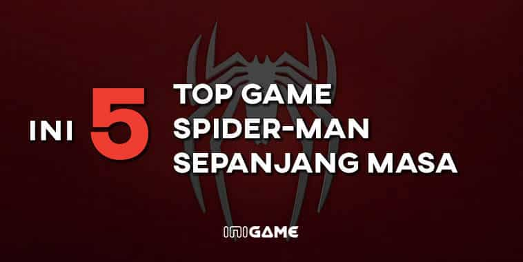 5 top game spider man sepanjang masa