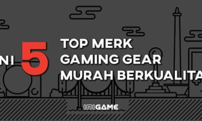 5 top merk gaming gear murah