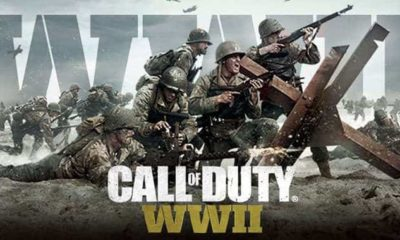 Simak Bocoran Gambar Call of Duty: WWII, Sang Penerus Call of Duty