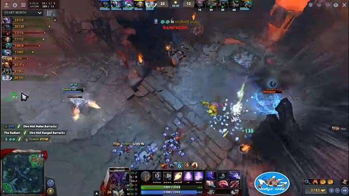 inyourdream mmr 9000 rampage
