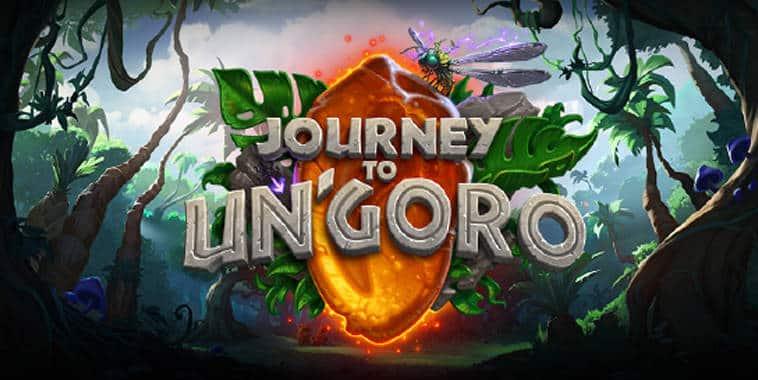 hearthstone journey to ungoro