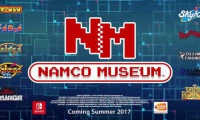 nintendo switch namco museum