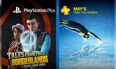 playstation plus free games may 2017