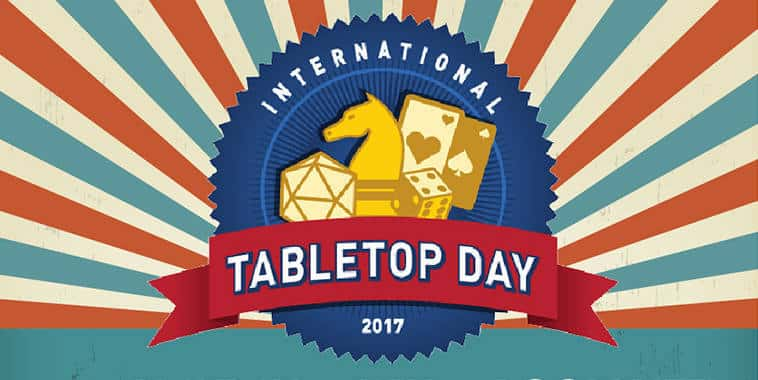 UMN Board Game Community Adakan International Table Top Day 2017