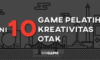 10 game pelatih kreativitas otak