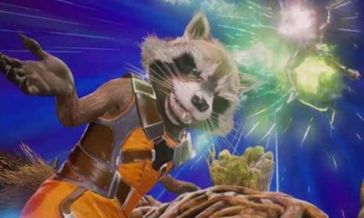 marvel vs capcom: infinite rocket groot cover