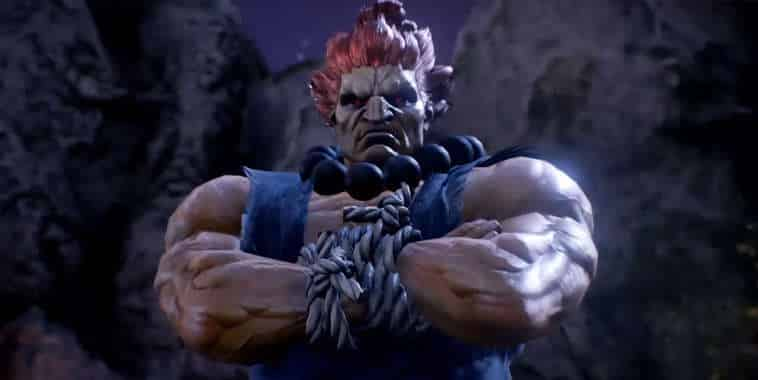 akuma tekken 7 gameplay trailer