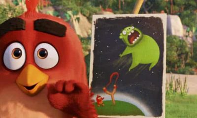 angry birds movie screenshot