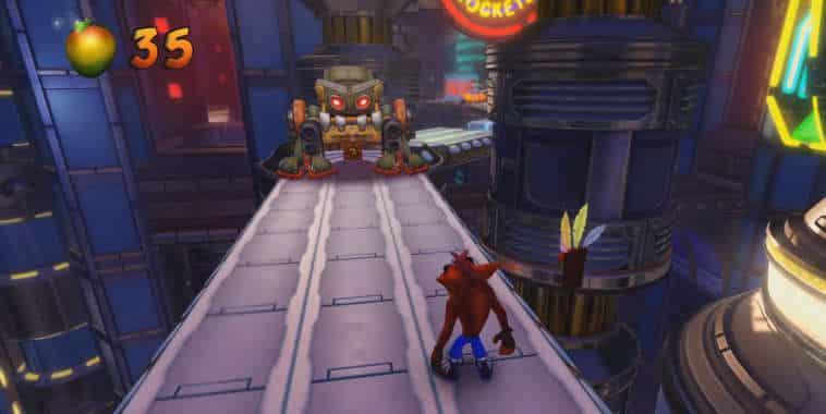 crash bandicoot n sane trilogy new gameplay