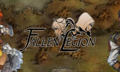 fallen legion website screenshot