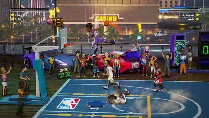 nba playgrounds gameplay trailer