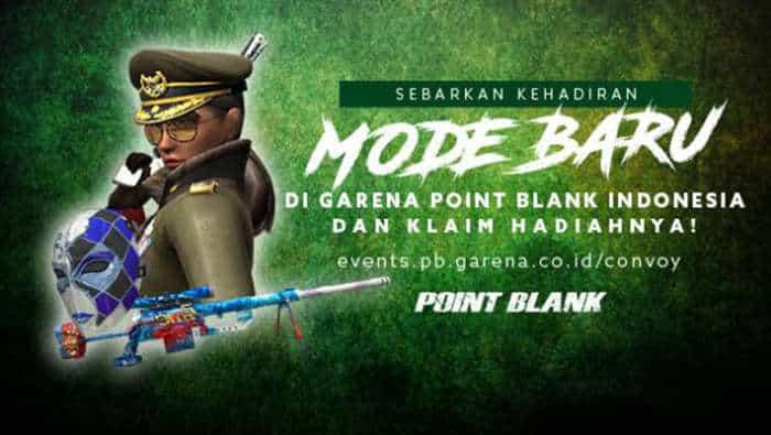 Point Blank Garena Indonesia Perkenalkan Mode Terbaru Convoy