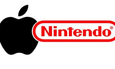 apple - nintendo