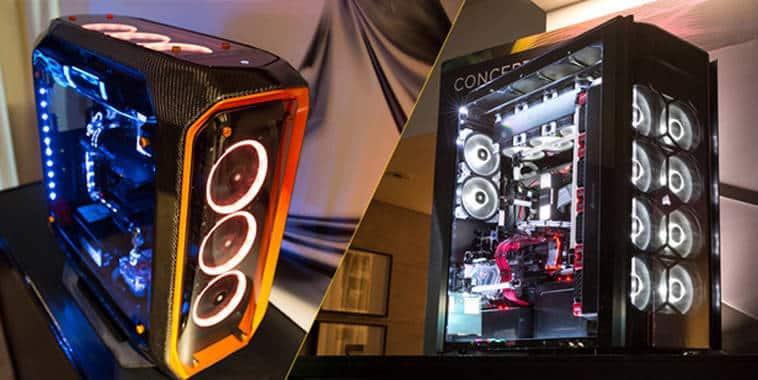 corsair computex 2017 new concept curve slate syncit cooling