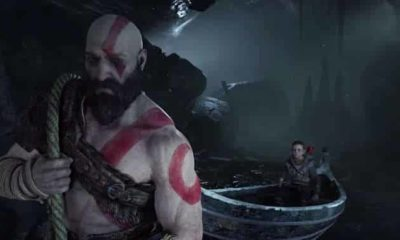 god of war 4 new trailer
