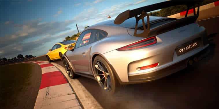 gran turismo sport new trailer