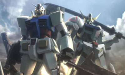 gundam versus new trailer