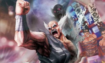 heihachi street fighter