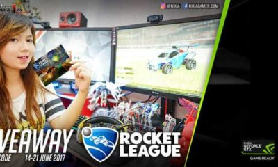 nixia nvidia indonesia giveaway rocket league