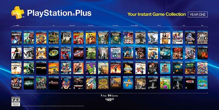 playstation game collection