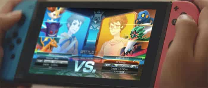 pokken tournament dx nintendo switch single