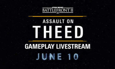 star wars battlefront ii livestream
