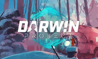 the darwin project logo