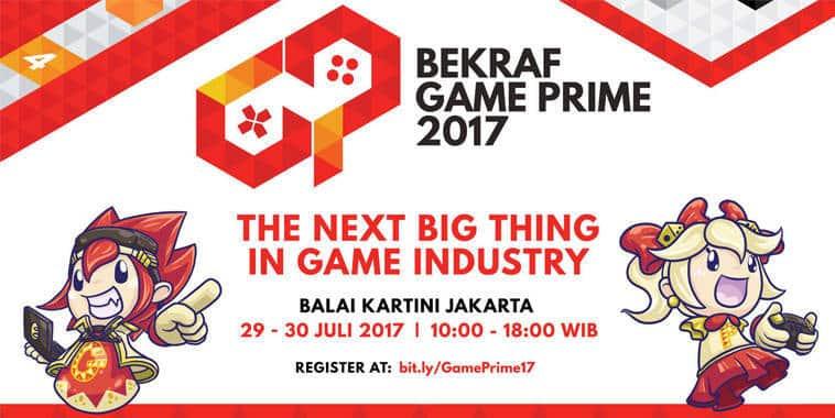 bekraf game prime 2017