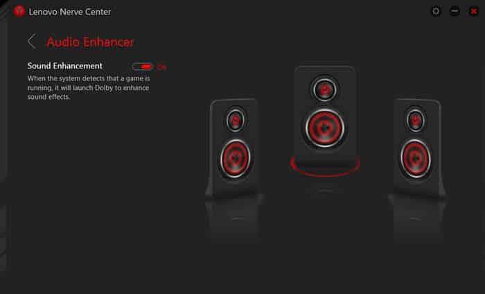 lenovo y720 cube review nerve center audio