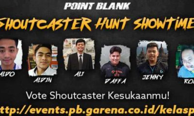 point blank shoutcater hunt finalist vote