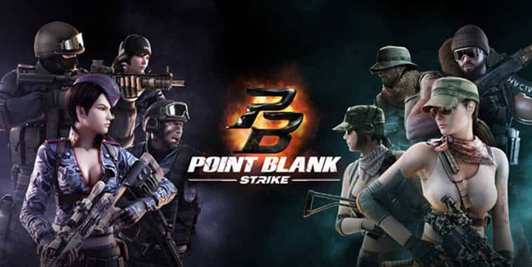 Image result for Point Blank