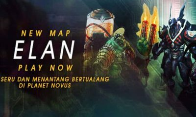 rf classic indonesia map elan