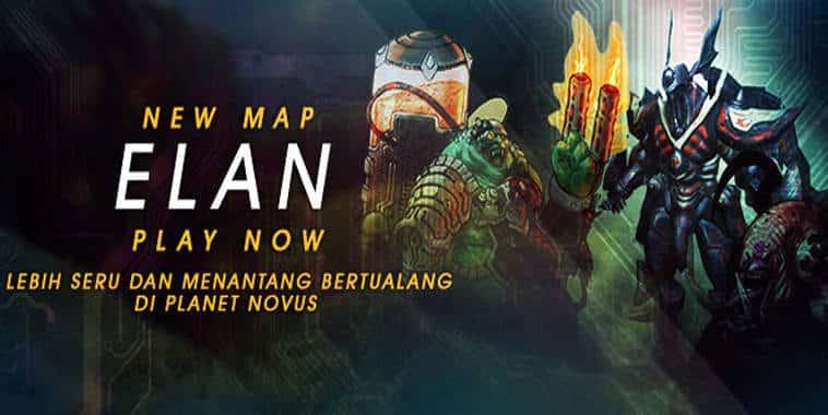 rf classic indonesia map elan
