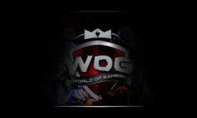 world of gaming siluet