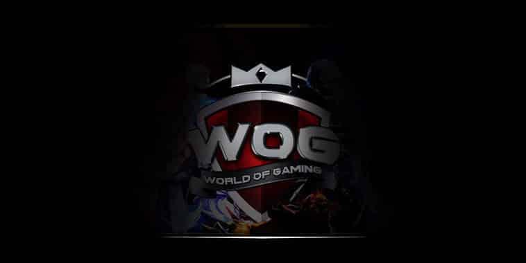 world of gaming siluet