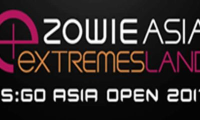 zowie asia extremeland cs go asia open 2017
