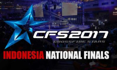crossfire stars 2017 indonesia national finals