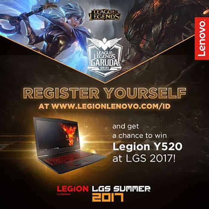legion lgs summer 2017 lenovo