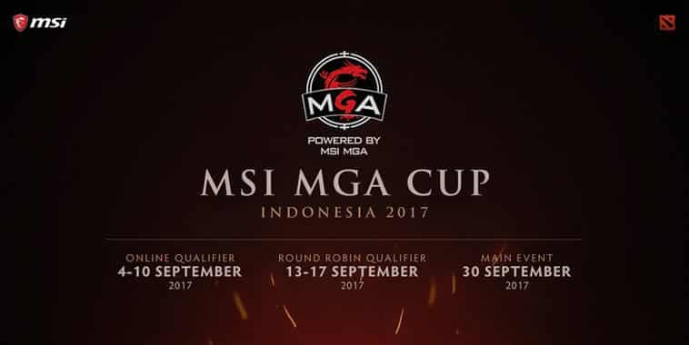 msi mga cup indonesia 2017