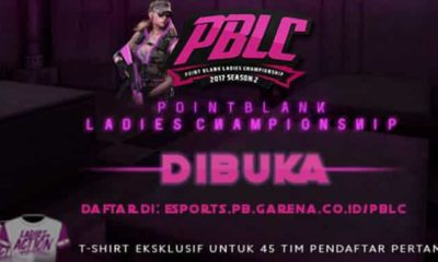 point blank ladies champioship 2017 season 2