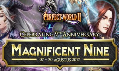 perfect world 2 indonesia magnificent nine