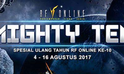 rf online indonesia mighty ten