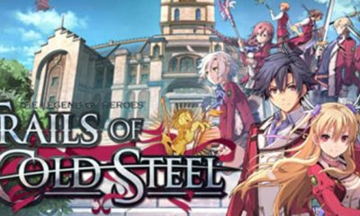 tbe legend of heroes trails of cold steel