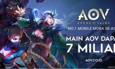 arena of valor kompetisi berhadiah 7 miliar rupiah