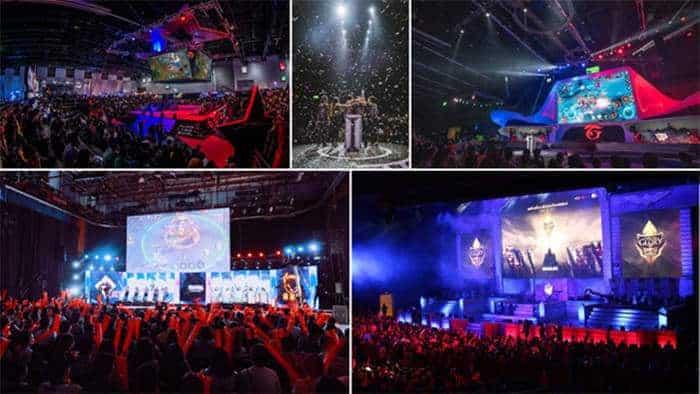 arena of valor kompetisi penonton
