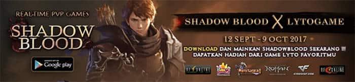 shadowblood event kolaborasi lytogame