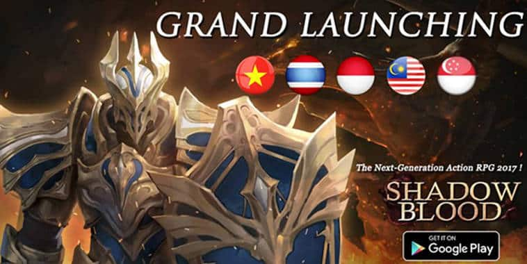shadowblood grand launching