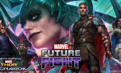 marvel future fight thor ragnarok