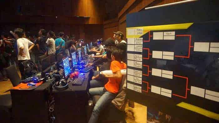 crossfire stars 2017 indonesia national final mini tournament